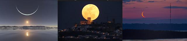 гадание на луну фото