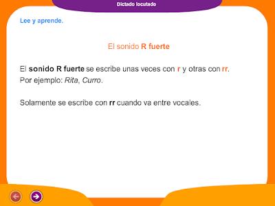 http://ceiploreto.es/sugerencias/juegos_educativos_2/7/Dictado_sonido_R_fuerte/index.html