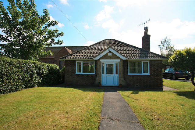 Harrogate Property News - 2 bed detached bungalow for sale Avenue Close, Harrogate HG2