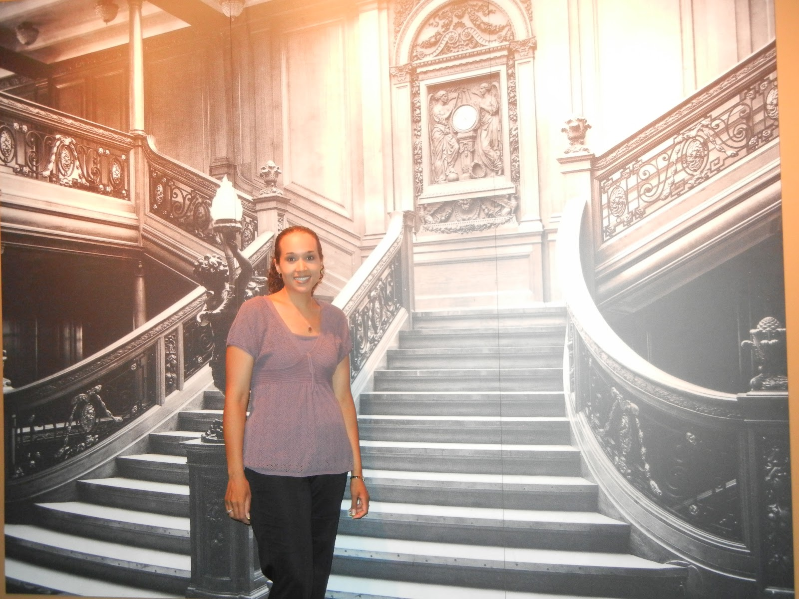 Sojourner Marable Grimmett Titanic The Artifact