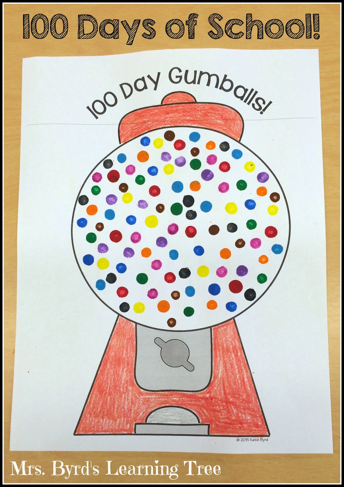 30 Ways To Celebrate 100 Days Of School
