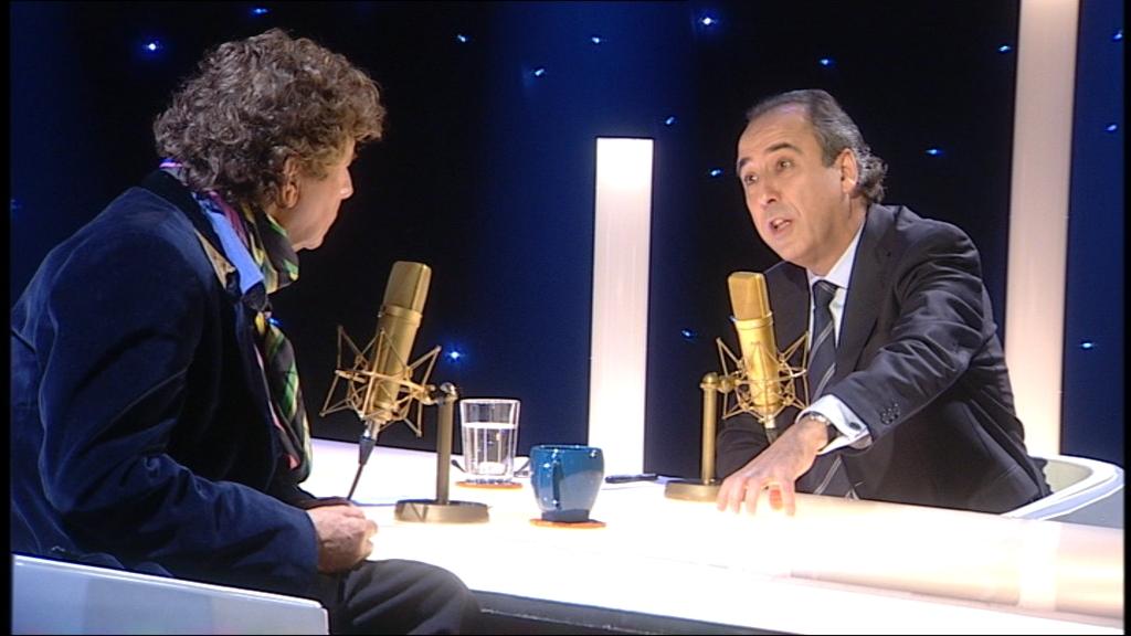 Entrevista Emilio Duró con Jesús Quintero.