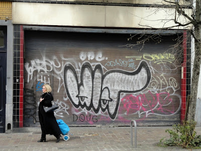 graffiti ixelles