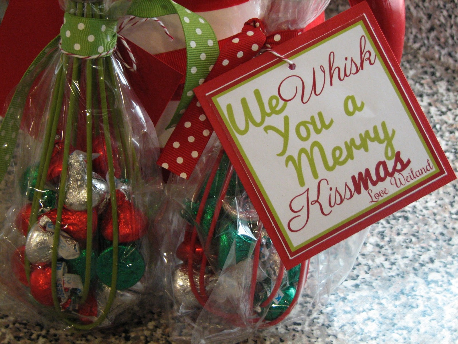Creative Outlet: Teacher Christmas gifts