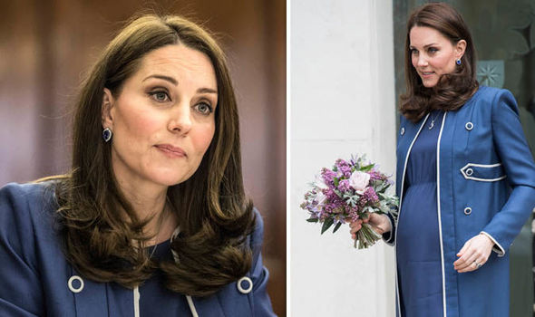 Princess kate due date in Brisbane