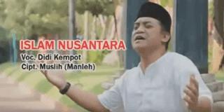 Lirik Lagu Islam Nusantara - Didi Kempot