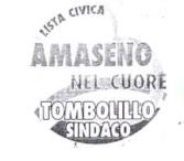"""Elezioni Comunali 2013, il Programma della lista """"Amaseno nel cuore"""", candidato sindaco Marilena Tombolillo"""