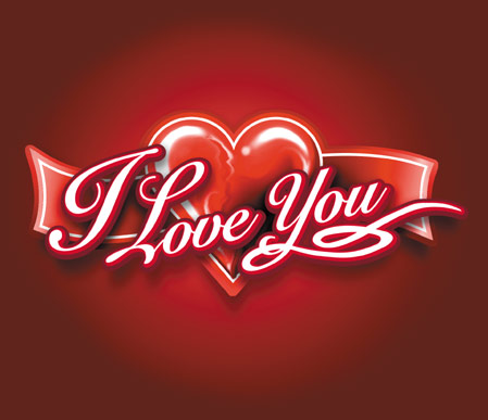 i love you 2 HD wallpapers and Pictures for Valentines day