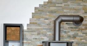 Consigli d 39 arredo come integrare una stufa a pellet nella vostra casa il complemento d 39 arredo - Riscaldare casa a basso costo ...
