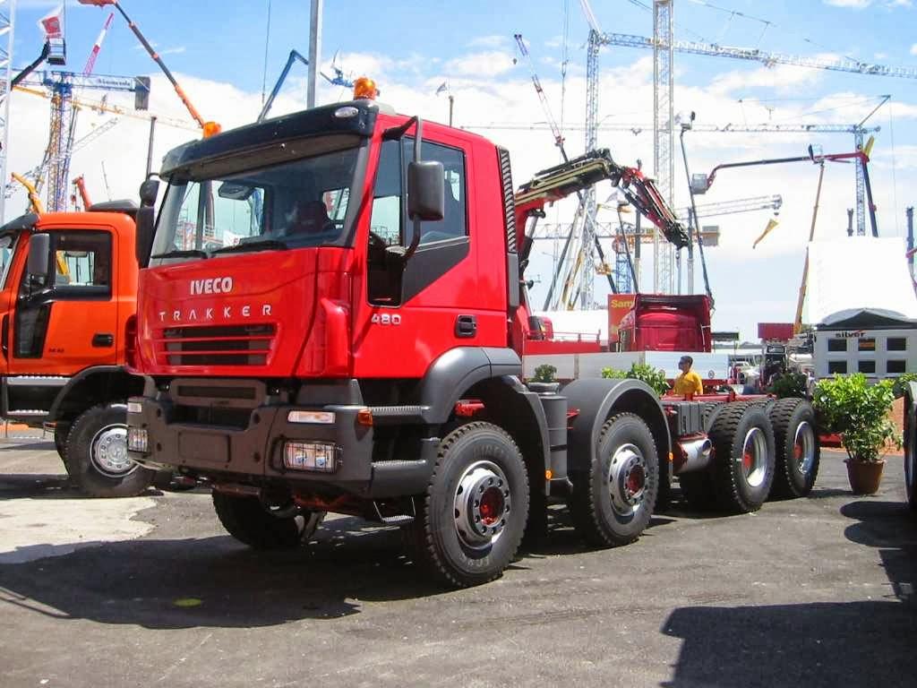 Iveco Trakker 410T48