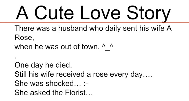 Beautiful Quotes: A CUTE Love Story