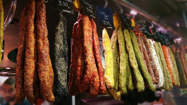 salsicce speziate