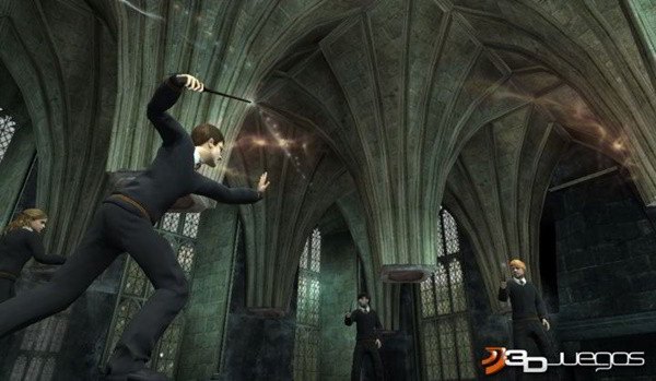 Descargar Harry Potter Y La Orden Del Fenix 2007 Pc Full Espanol