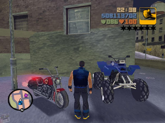 Grand Theft Auto III (GTA 3) PC Game Download Full Version Gameplay