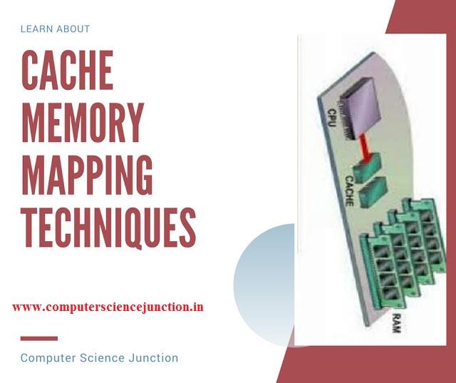 cache mapping technique tutorial