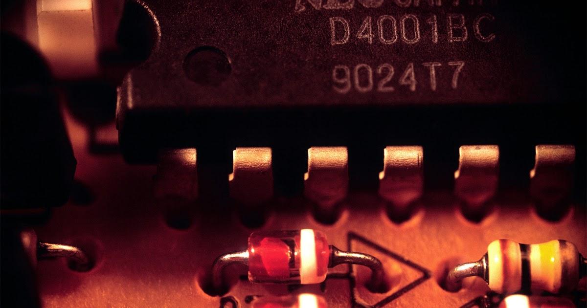 Simple Logic Probe Circuit Digital Free Electronic Circuits Free