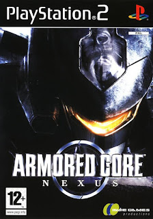 Armored Core Nexus PAL PS2