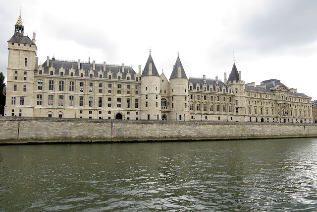 The Conciergerie, Île de la Cité, Paris