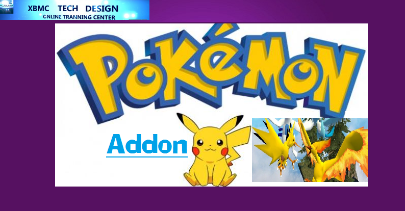 Download Pokemon Addon IPTV for Live Tv Download Pokemon Addon IPTV For IPTV- Kodi-XBMC