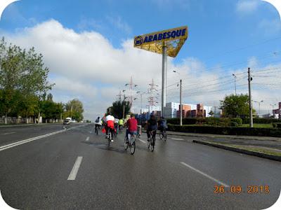 bicicleala dupa o saptamana ploioasa