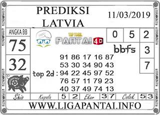 """Prediksi Togel """"LATVIA"""" PANTAI4D 11 MARET 2019"""
