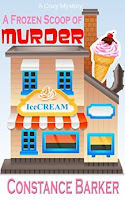Tara got more than she bargained for when she opened up The Frozen Scoop ice cream Shoppe in the small town of Caesar's Creek, Georgia. Newly divorced and disgusted with corporate life, she feels a small town atmosphere is a welcoming change to her prior chaotic life. That is until the town is rocked by murder and mayhem. Now it's time for Tara to put her amateur sleuth skills to work along with her friends and co-workers Stormi and Paige. But what happens when a new man in Tara's life might become a suspect in the murder case?
