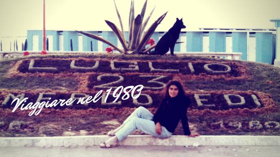 il mio viaggio del 1980