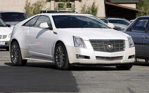 Car Model 2012 2011 Cadillac Cts Coupe