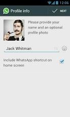 تحميل برنامج واتس أب للأندرويد