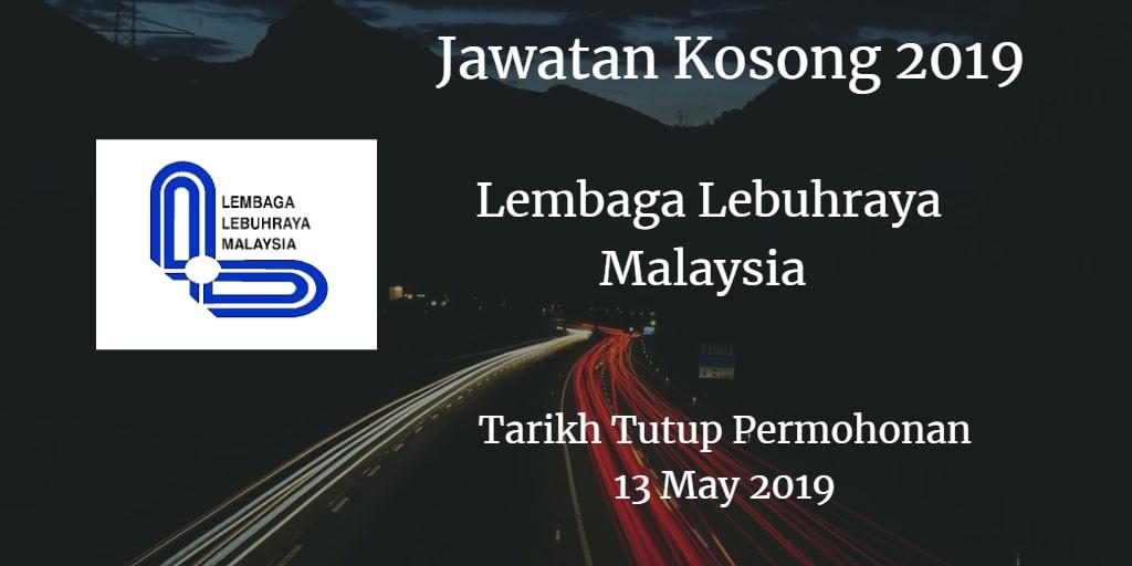 Jawatan Kosong LLM 13 May 2019