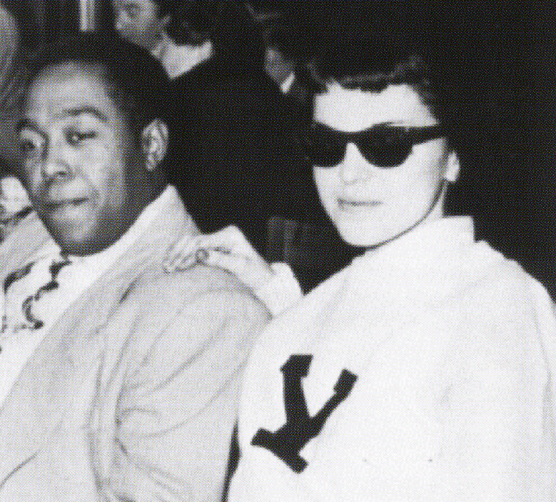 Frank Sinatra   NotebookM  Charlie Parker And Wife