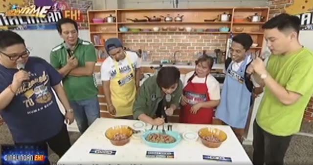 Angel Locsin Felt 'Uneasy' And Nervous While Tasting The Food That The 'Ginalingan Eh' Contestants Cooked!