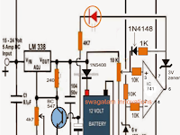 How to Set IC741 Battery Charger Circuit for Auto Cut-oFF