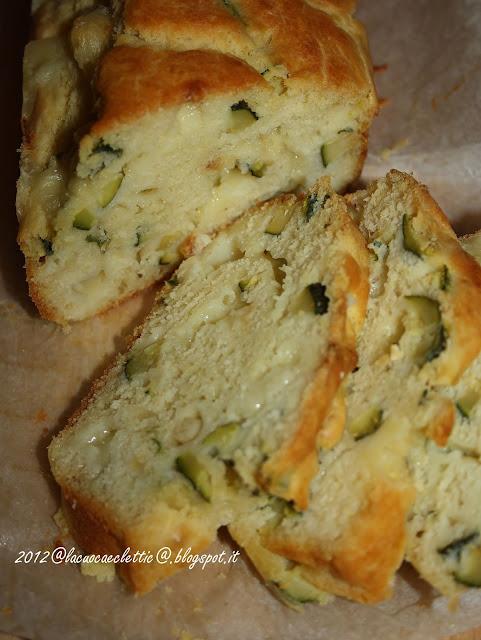 Cake con le zucchine