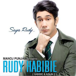 Rudy Habibie, Film Rudy Habibie