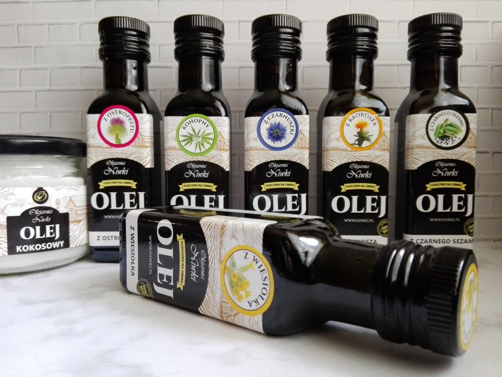 Olej z wiesiołka - w kuchni i w pielęgnacji