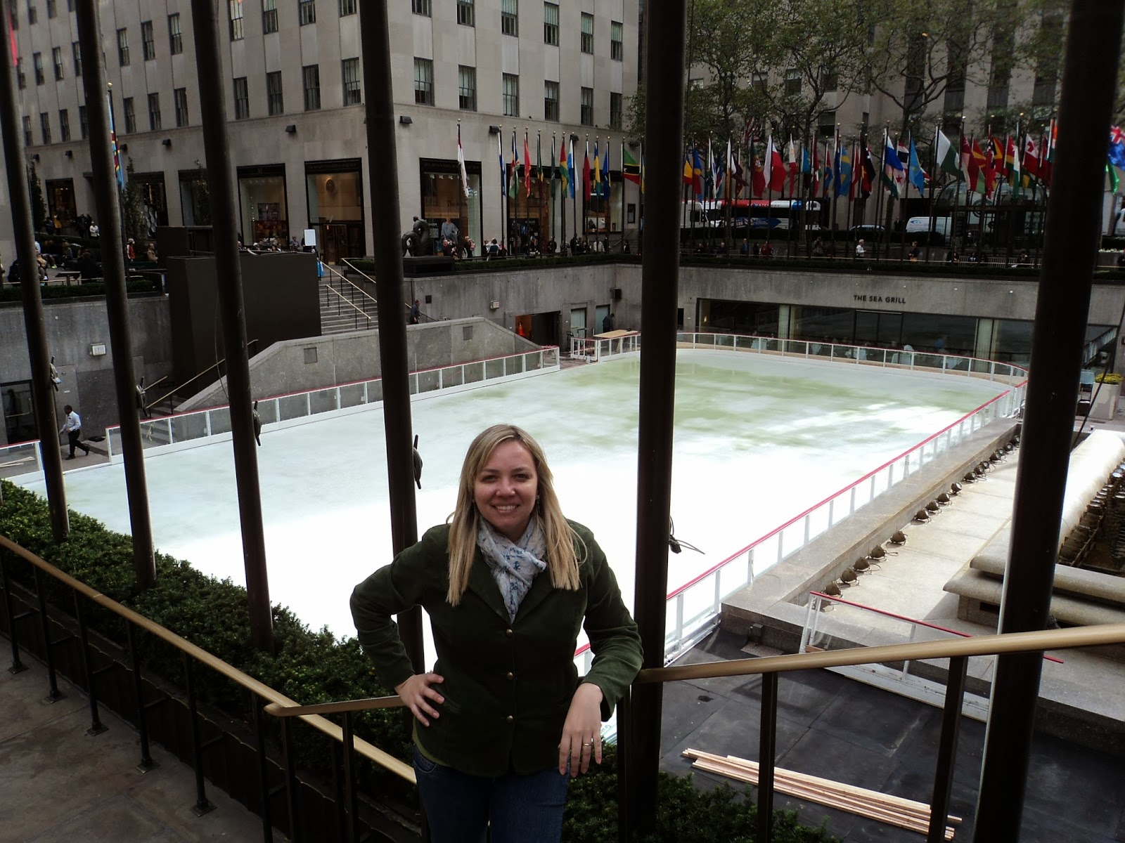 Rockfeller Center - Nova York