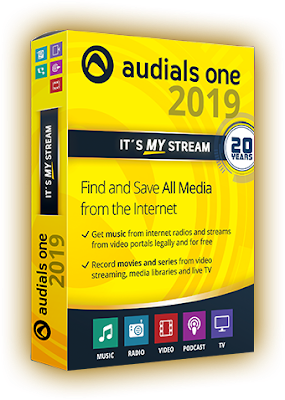 Audials One 2019 Giveaway