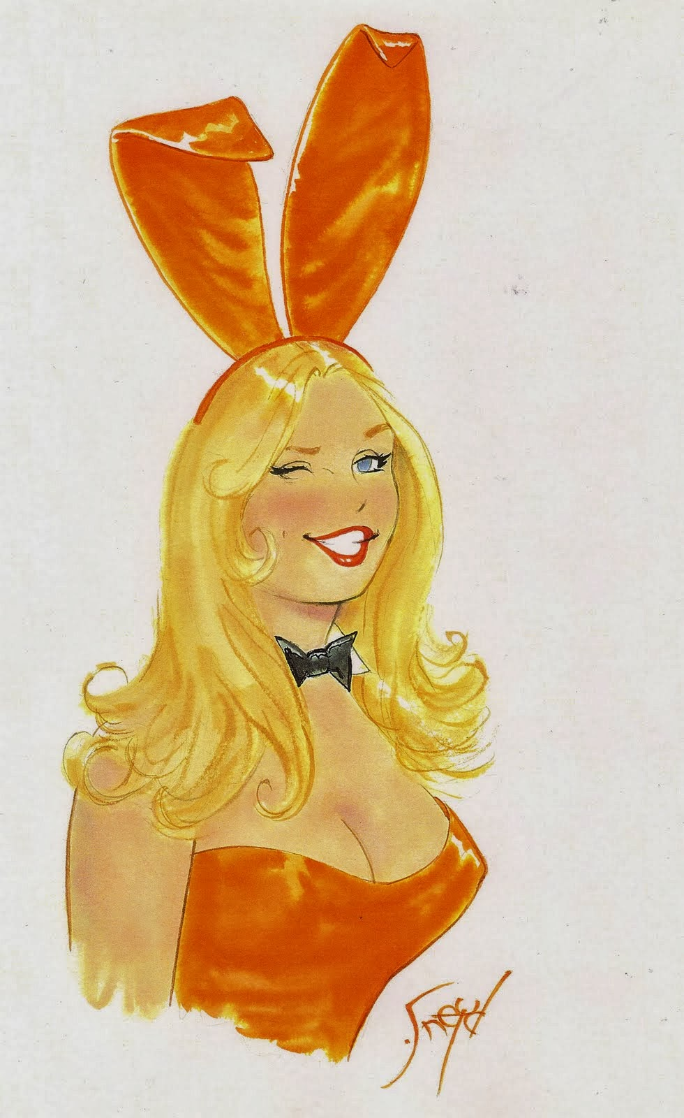 Doug Sneyd Playboy Cartoons 1960s Vintage Arts Gallery