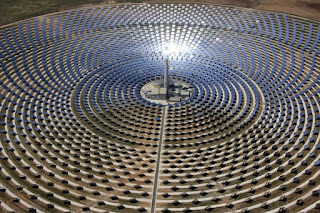 Pemusatan energi surya PLTS - berbagaireviews.com