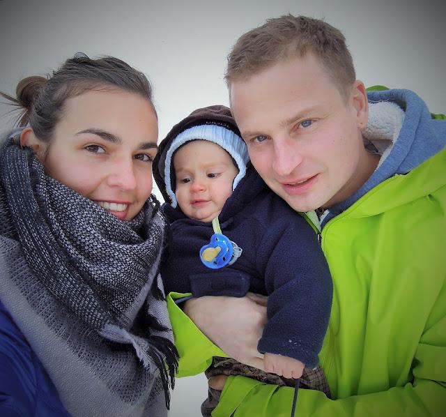 Můj fialový svět blog Rodina na horách