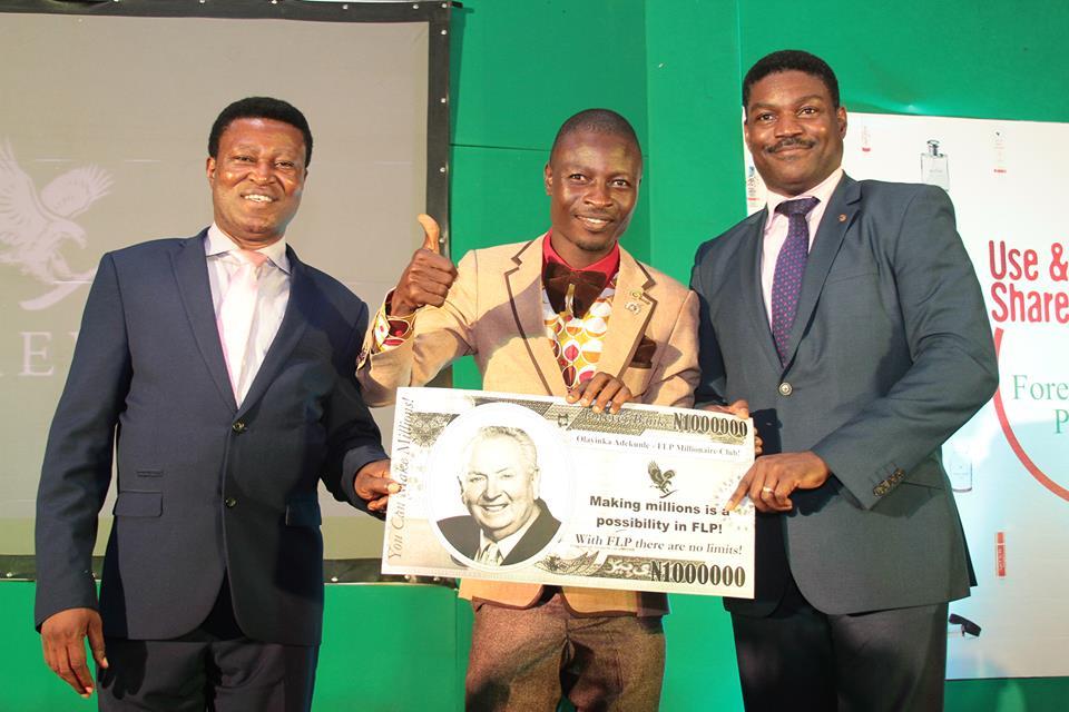 Millionaire club nigeria