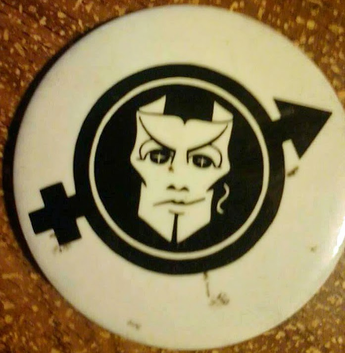 Phantom's Opera button