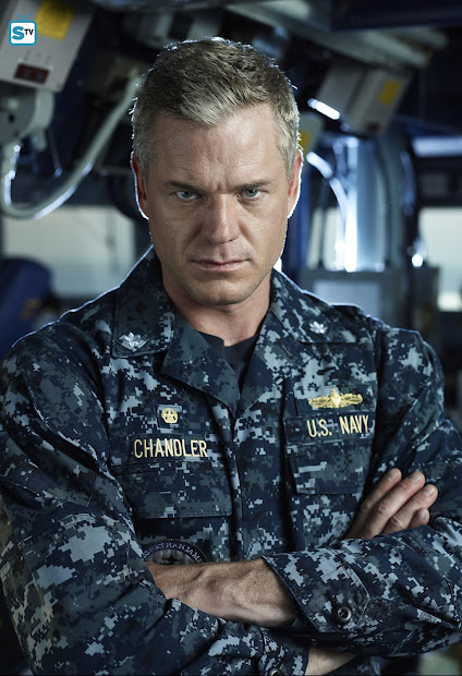 Performers Of Month - August Winner Outstanding Actor Eric Dane