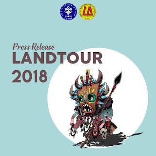 [PRESS RELEASE LANDSCAPE TOUR 2018]