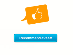 Recommend Avast