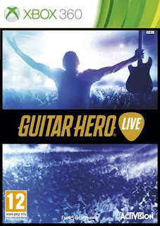 Guitar Hero Live (X-BOX 360) 2015