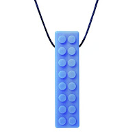 ARK Therapeutic Brick Stick Texture Chew Necklace