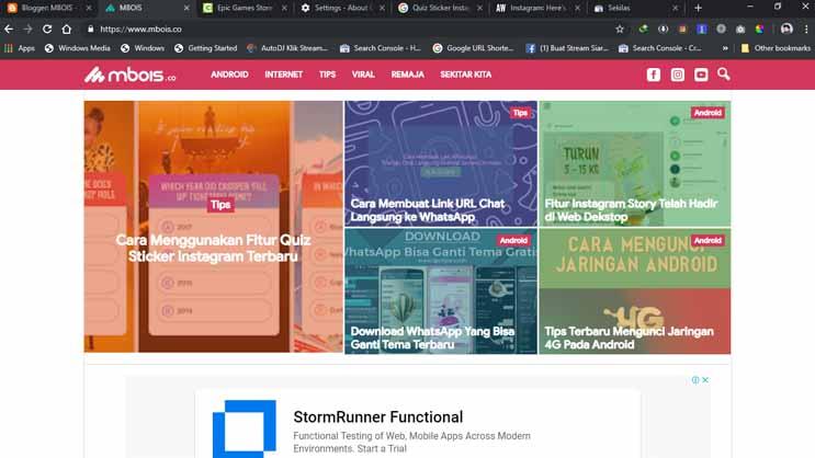 Cara Mengaktifkan Dark Mode atau Mode Gelap Google Chrome