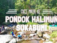 Cuci Mata ke Wisata Alam Pondok Halimun Sukabumi